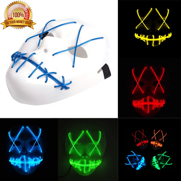 Dj, Cosplay, led, ledlightmask