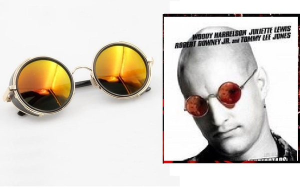Wish | Anime Glasses Frame.Natural Born Killers Cosplay Props.