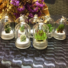 Plants, Key Chain, Jewelry, Gifts