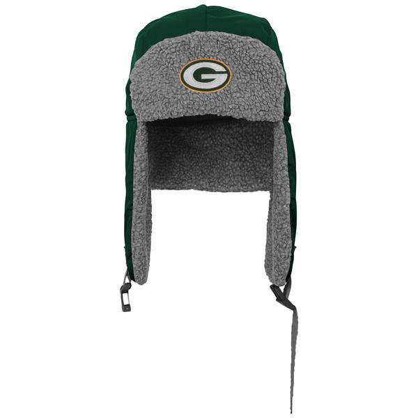 46f02c51 Green Bay Packers Winter Trooper Hat, Boys 8-20