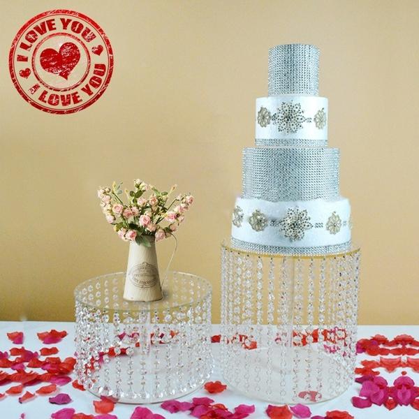 Wish | NEW 3pcs Wedding Dessert Table Decoration Exhibition Hall ...