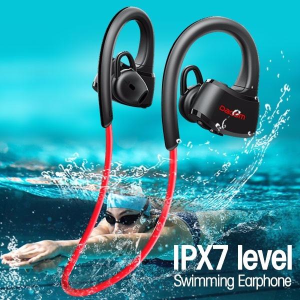 2e483b2ae95 Dacom P10 Sport Swim Swimming IPX7 Waterproof Ear Hook Wireless ...
