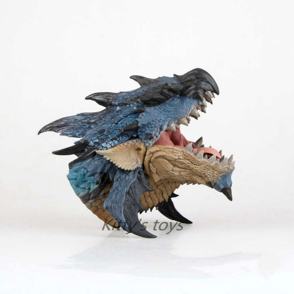 Action Figures Toys 1 6 Scale Painted Figure Monster Hunter Azure