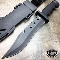 black, Hunting, Survival, Blade