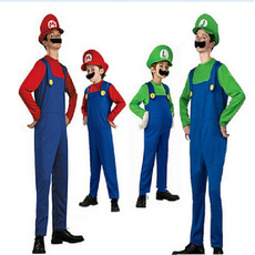 Mario, Cosplay, plumberbrother, Cosplay Costume