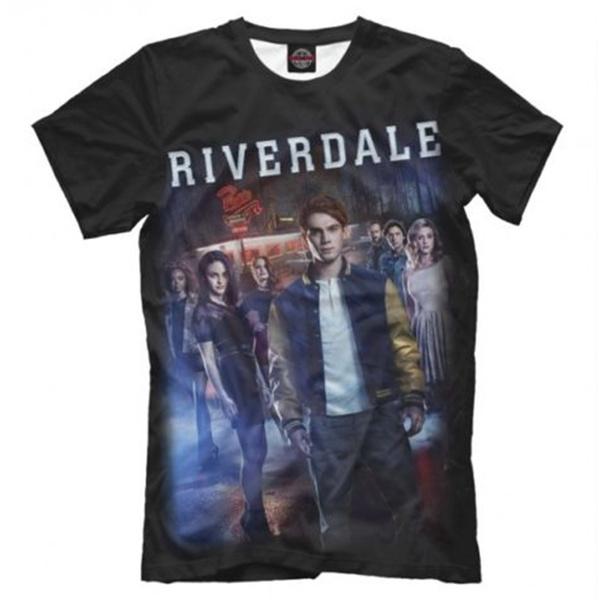 Riverdale American teen drama Riverdale TV series tee Archibald KJ Apa t-shirt