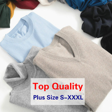 Plus Size, Long Sleeve, sweatersformen, Sweaters