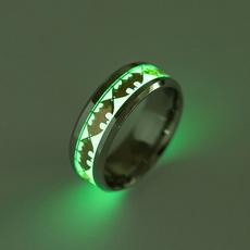 Couple Rings, Steel, 8MM, wedding ring