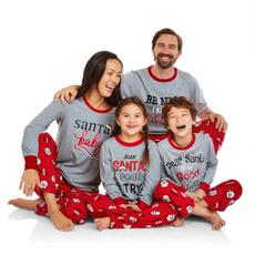 Sleepwear, matchingsleepwearforfamily, Christmas, Family