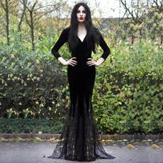 Cosplay, Medieval, long dress, Vintage
