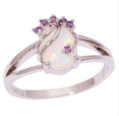 Sterling, cute, 925 sterling silver, Engagement Ring