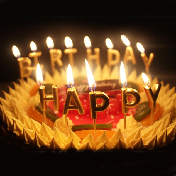 Remarkable Creative Birthday Cake Candles Set Cake Decoration Home Party Use Funny Birthday Cards Online Overcheapnameinfo