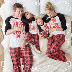 nightwear, Fashion, Christmas, Family