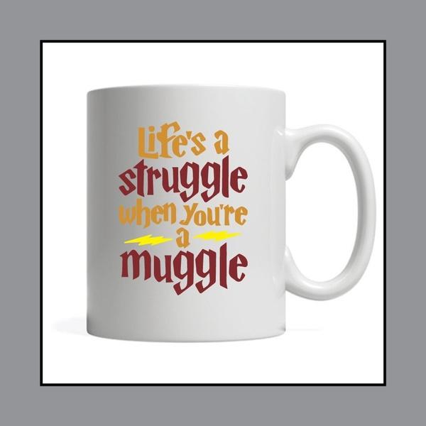 HARRY POTTER DOBBY Funny Novelty Coffee Tea Present Gift Mug