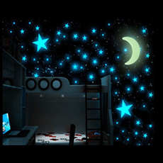 Star, Home Decor, kidsroom, Wall Decals & Stickers