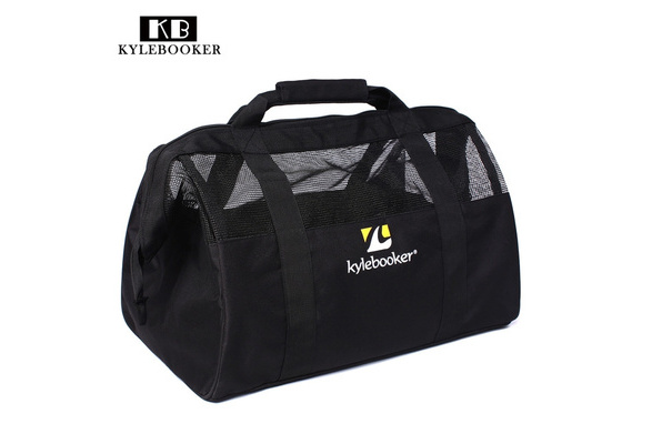 Kylebooker Fly Fishing Wader Bag Fishing Sports Chest Waders and Wading Boots Shoes Storage Bag Fishing Accessories Gear Hand Bag