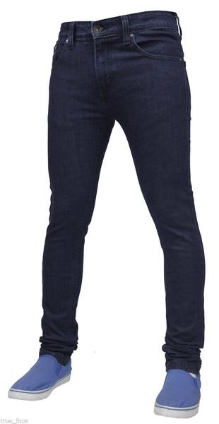 2017 New Autumn Winter Men S Fashion Casual Pants Cool Slim Denim Pants Jeans Long Trousers Leggings Men S Pants Plus Size Wish