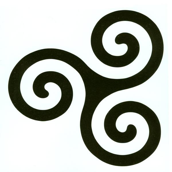 3pcs New Triangular Circle Waterproof Temporary Tattoos Men For Back Henna Tattoo Sleeves Tatoo Temporary Stickers Tatto Tatouajes
