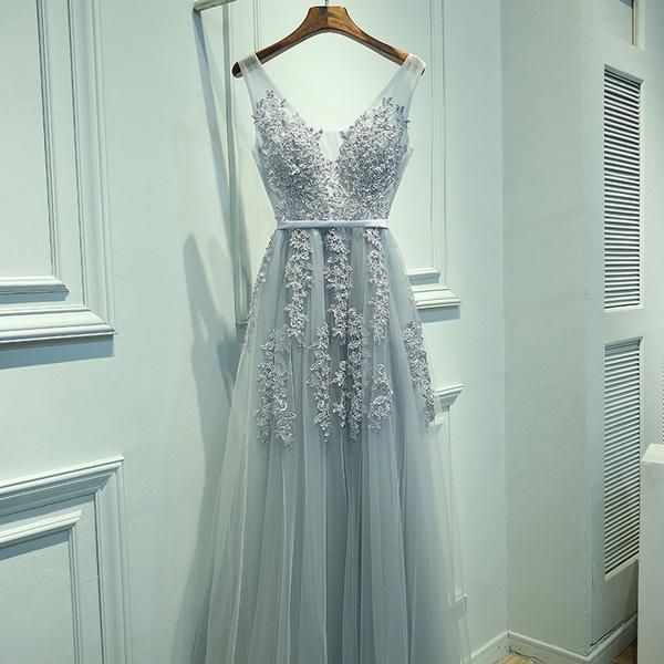 Fluffy Long Sleeve Dresses Debs