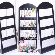 Jewelry, Display, Plastic, Earring