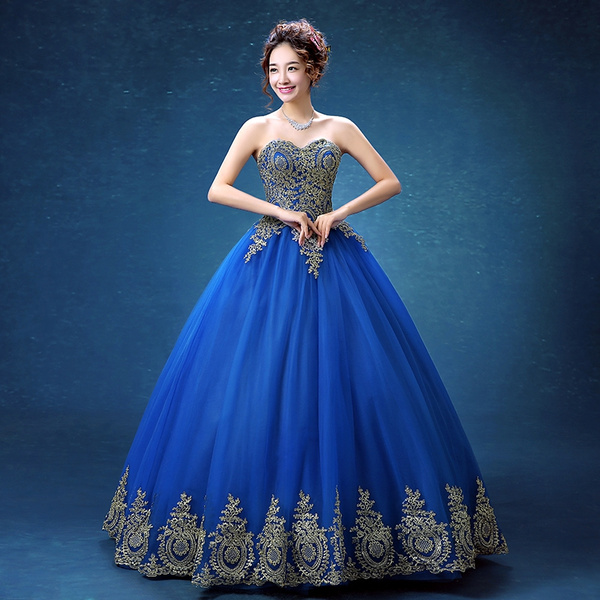 Royal Blue Quinceanera Dresses Organza Quinceanera Gowns Red Sweet 16  Dresses Vestido 15 Anos