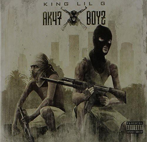 King Lil G - Ak47 Boyz [CD]