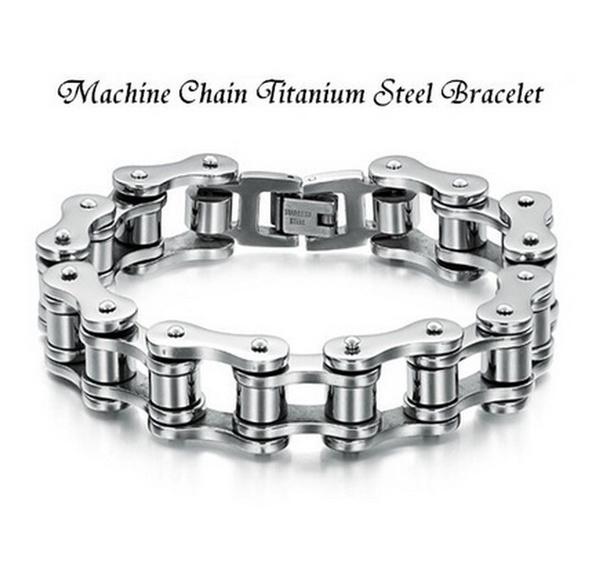 Steel, Silver Jewelry, Titanium Steel Bracelet, Jewelry