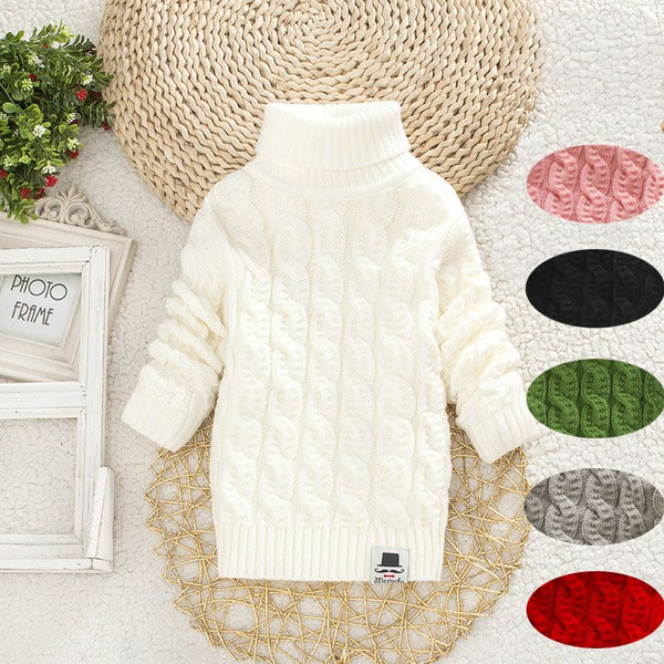 Fashion, Winter, turtleneck, Cotton-padded clothes