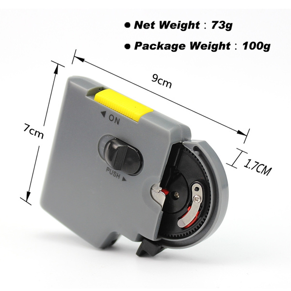 Wish | Electric Automatic Fishing Hook Tier Machine Fishing ...