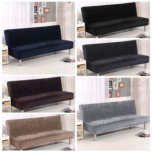 Thicker Plush Sofa Cover Slipcover Full