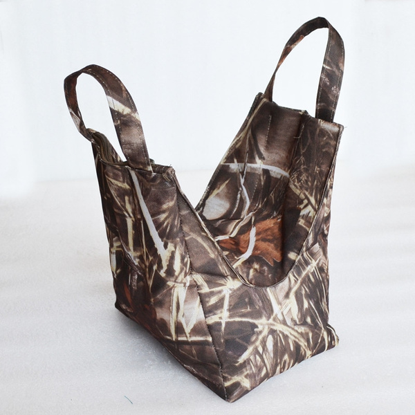 Excellent Unfilled Camouflage Photography Bean Bag Camera Support Sandbag Gun Rest For Cars Window Hunting Shooting Creativecarmelina Interior Chair Design Creativecarmelinacom