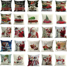 christmaspillow, Decor, Home Decor, Home & Living