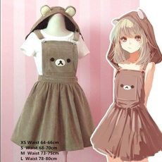 Kawaii, cute, rilakkuma, Fashion