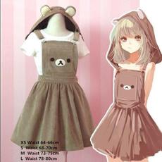 Kawaii, cute, rilakkuma, Fashion