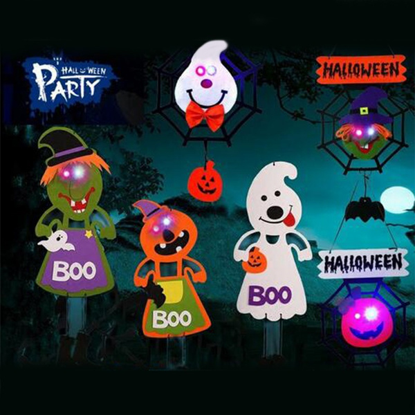 Decoration Sorciere Halloween.Sorcière Lumineuse Citrouille Sorcière Halloween Décoration Accessoires Party Decor