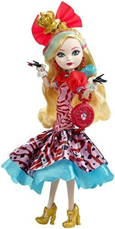 Apple, doll, after, high