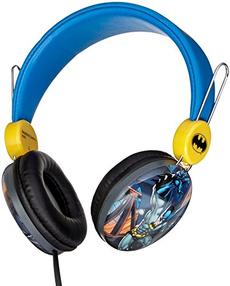 Ear, kids, Batman, over