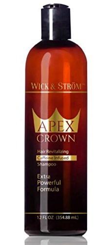 minoxidil, premium, Shampoo, caffeine