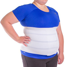 braceability, plus, Plus Size, abdominal