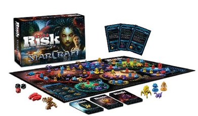 Edition, collector, risk, starcraft
