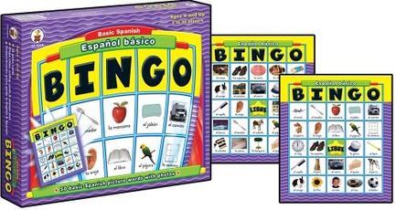 bingo, Game, Board, spanish