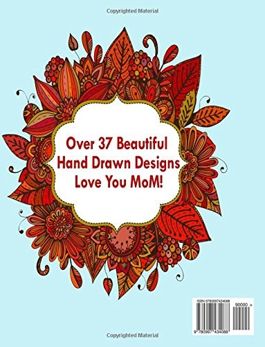 adult coloring books a coloring book for adults featuring mandalas and henna inspired flowers animals and paisley patterns