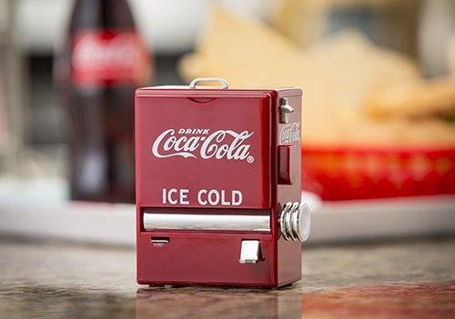 TableCraft Coca-Cola CC304 Vending Machine Toothpick Dispenser