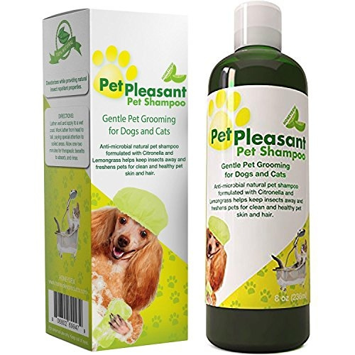 Pet Shampoo for Dogs Puppies and Cat