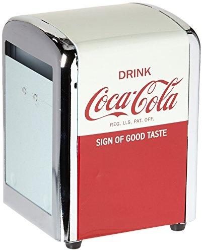 TableCraft Coca-Cola CC304 Vending Machine Toothpick Dispenser Red 1