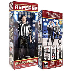 And, referee, figure, Wrestling