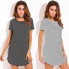 #Summer Clothes, Ladies Fashion, Cocktail, shirt dress