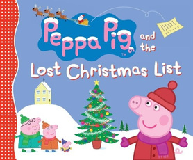 And, peppa, Christmas, lost