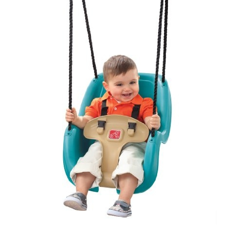 Step2 Infant To Toddler Swing Seat Durable Outdoor Baby Chair