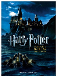 complete, 8film, the, harry